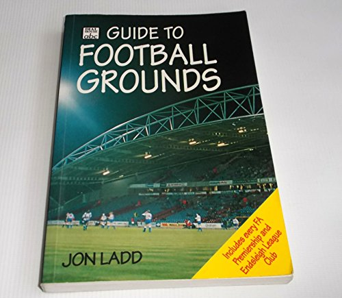 9780711024021: Guide to Football Grounds