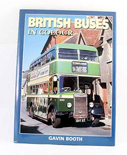 9780711024779: British Buses in Colour
