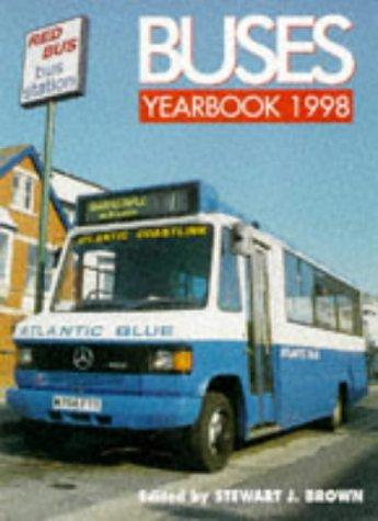 Buses Yearbook 1998: Brown, Stewart J