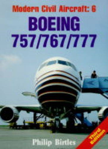9780711026650: Boeing 757, 767, 777 (Modern Civil Aircraft)