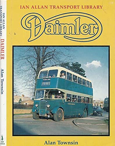 9780711027183: Daimler (Ian Allan Transport Library)