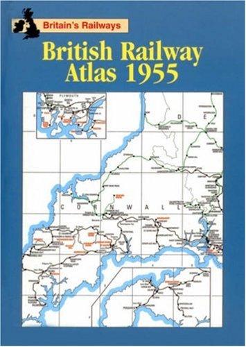 9780711027268: British Railway Atlas, 1955