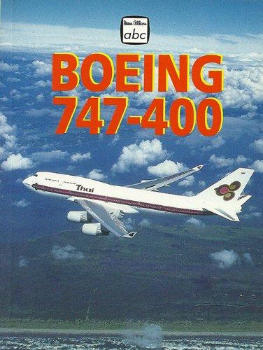 9780711027282: Boeing 747-400 (Ian Allan abc)