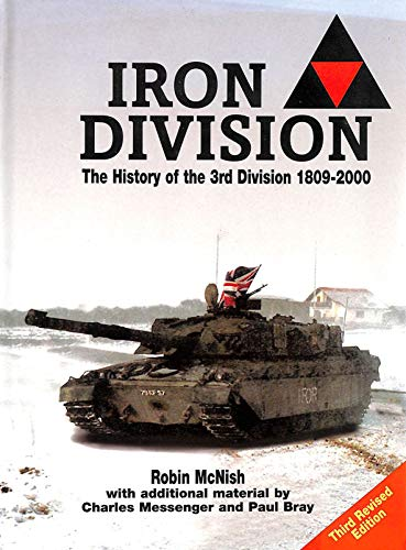 9780711028203: Iron Division: The History of the 3rd Division 1809-2000