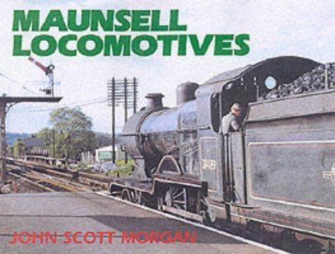 Maunsell Locomotives: Morgan, J.S.