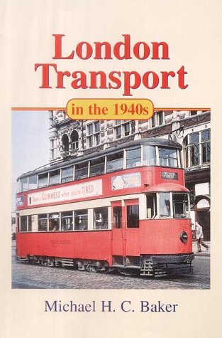 9780711029187: London Transport in the 1940s
