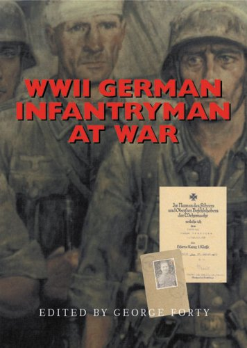 9780711029293: German Infantryman At War 1939-1945