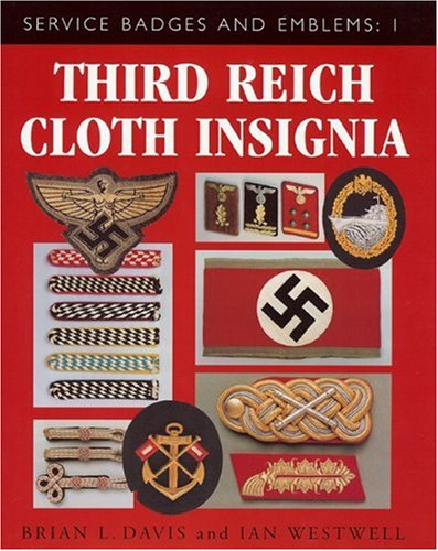 9780711029309: Third Reich Cloth Insignia: Service Badges and Emblems 1