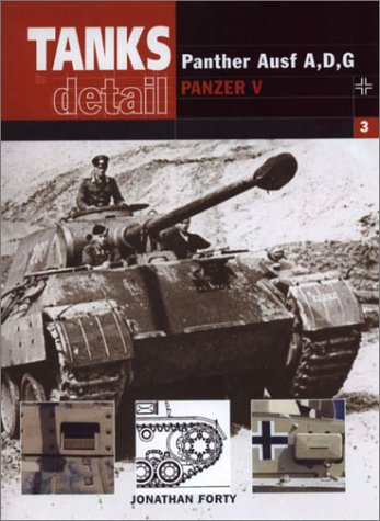 9780711029415: Ausf A, D & G: Panzer V Panther
