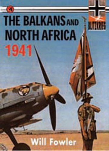 9780711029460: The Balkans And North Africa 1941 1942