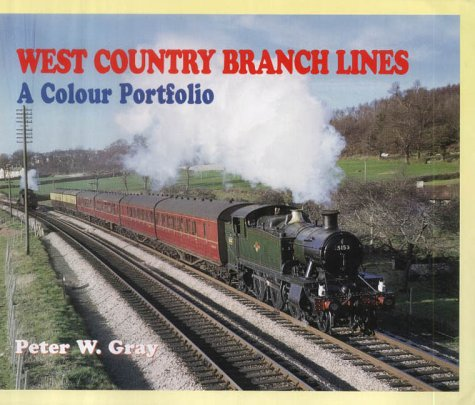 9780711029507: West Country Branch Lines: A Colour Portfolio