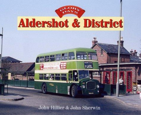 9780711029569: Glory Days: Aldershot & District