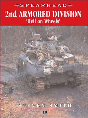 9780711029767: 2nd Armored Division: 'Hell on Wheels'