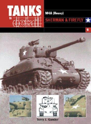 Medium Tank M4 (76mm & 105mm) Sherman: Gander, Terry.