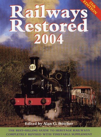 9780711029958: Railways Restored