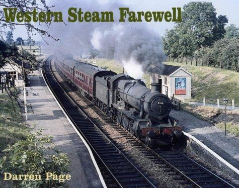 9780711029989: Western Steam Farewell