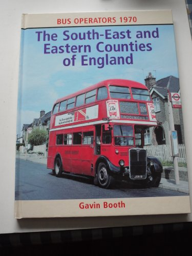 Bus Operators 1970s South East England and Eastern Counties of England