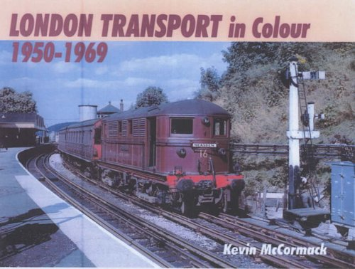 9780711030732: London Transport in Colour 1950-1969