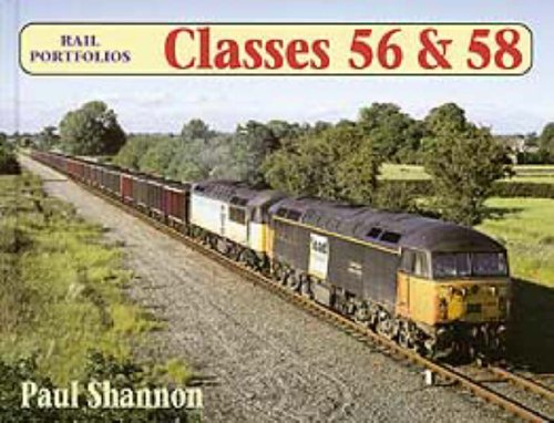 9780711030961: Rail Portfolios: Classes 56 and 58
