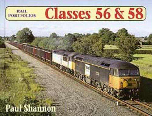 9780711030961: Rail Portfolios: Classes 56 and 58