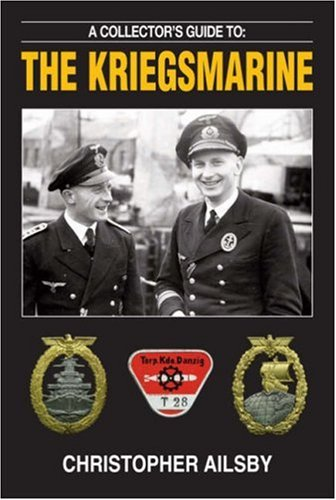9780711030992: A Collector's Guide to the Kriegsmarine (Collectors guide to)