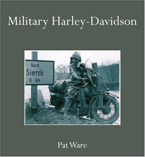 9780711031913: MILITARY HARLEY-DAVIDSON