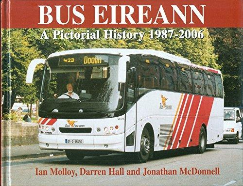 Bus Eireann: McDonald, Jonathan; Molloy,