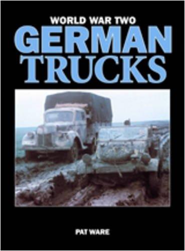 9780711032491: World War Two German Trucks