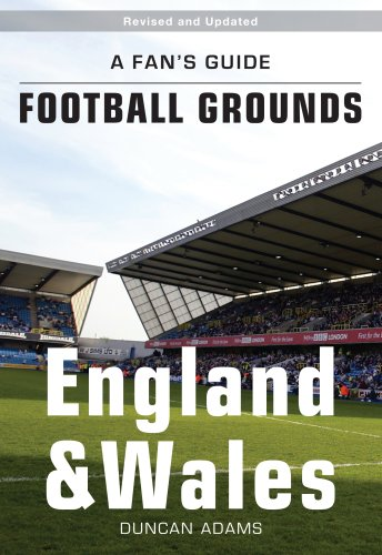 9780711032682: A Fan's Guide to Football Grounds: England and Wales
