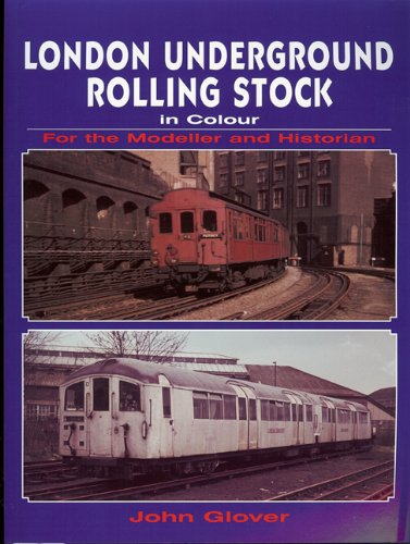 9780711033481: London Underground Rolling Stock in Colour for the Modeller and Historian