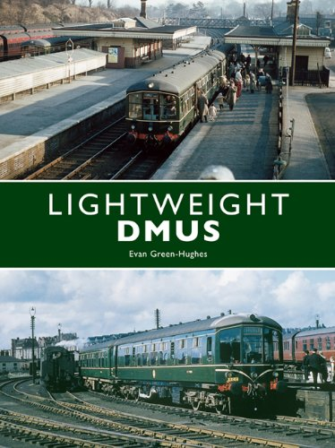 9780711034631: Lightweight Dmus: The Early Derby Works and Metro-cammell Units