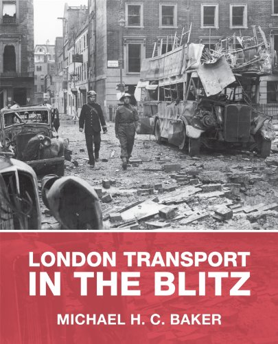 9780711034785: London Transport in the Blitz