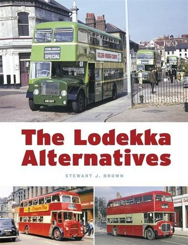 9780711035355: The Lodekka Alternatives