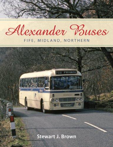 9780711035522: Alexander Buses: Fife, Midland, Northern