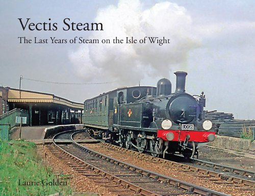 9780711036420: Vectis Steam: The Last Years of Steam on the Isle of Wight
