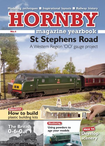 Hornby Magazine Yearbook No. 4