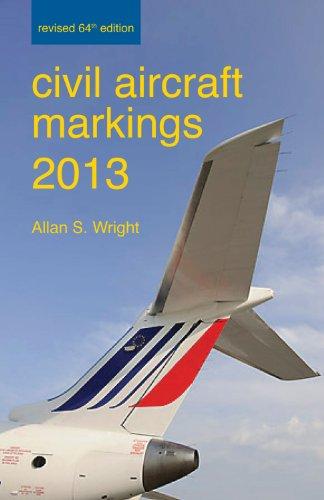 9780711037625: ABC Civil Aircraft Markings 2013