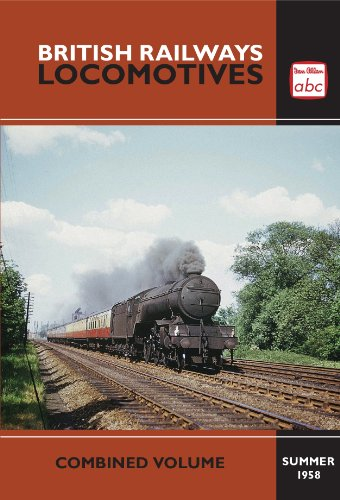 9780711037694: ABC British Railway Locomotives Combined Volume Summer 1958