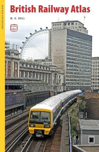 9780711038035: ABC British Railway Atlas