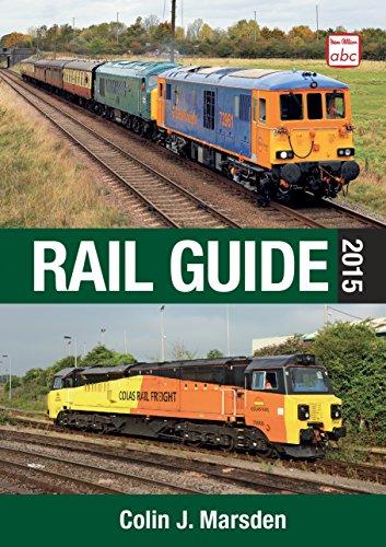 9780711038066: ABC Rail Guide 2015