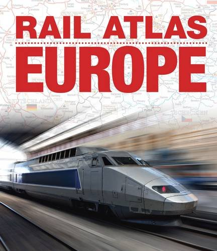 9780711038080: Rail Atlas Europe