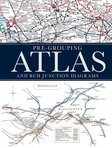 9780711038103: Pre-Grouping Atlas and RCH Junction Diagrams (Ian Allen)