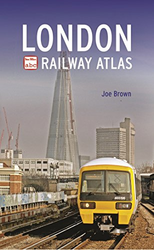 9780711038189: ABC London Railway Atlas