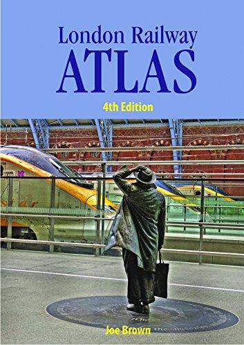 9780711038196: London Railway Atlas