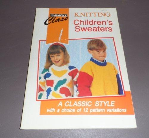 """9780711100152: """"Harmony"""" Class Knitting: Children's Sweaters"""