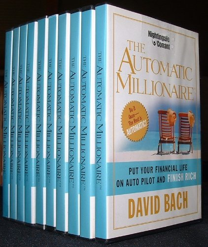 9780711165410: The Automatic Millionaire Home Study Course 10 Audio CD Set