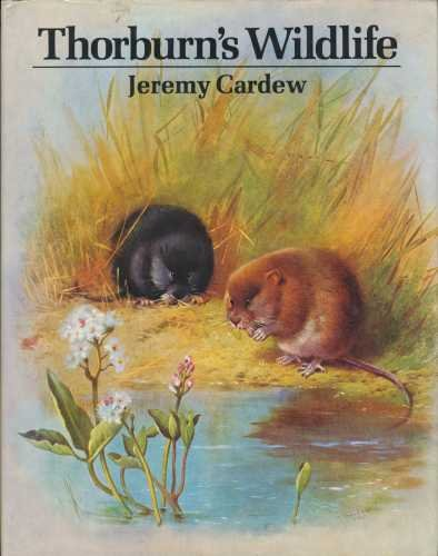 THORBURN'S WILDLIFE.: Cardew, Jeremy.