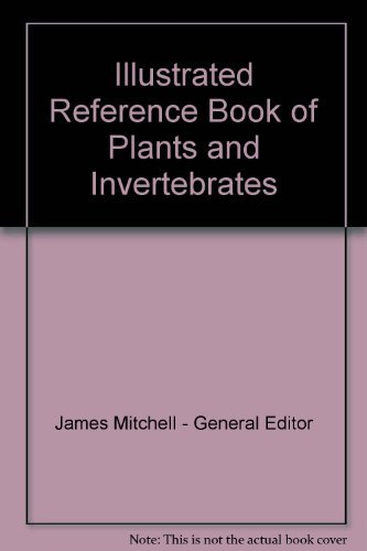 9780711202405: Illustrated Reference Book of Plants and Invertebrates