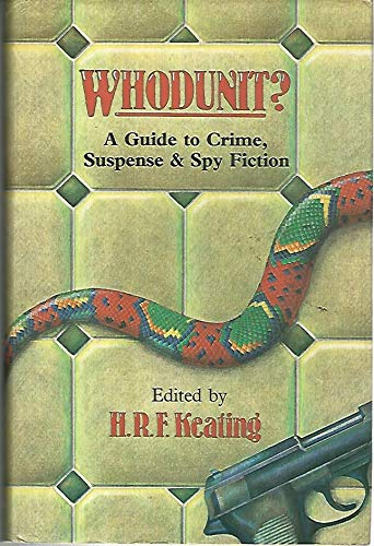 9780711202498: Whodunit: Guide to Crime, Suspense and Spy Fiction