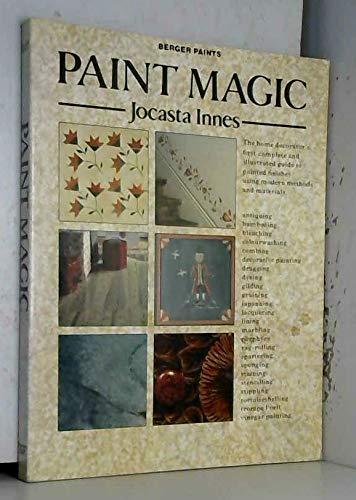 Paint Magic: Innes, Jocasta